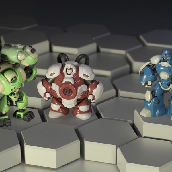 Wired.co.uk – 3D print your own tabletop board games
